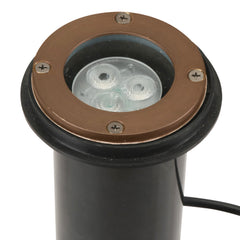 (SPJ-MW1000-P-RB) 2W/3W/6W LED ADJ. Mini Accent Light - Online Lighting