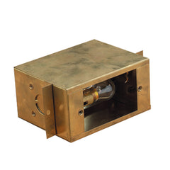 (SPJ17-120V-SM-BOX) 25W Recessed Box Only