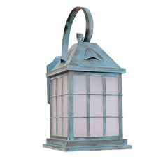 (SPJ31-02) Scroll Mount Lantern - Online Lighting