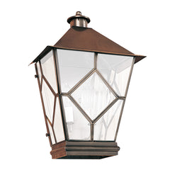 "(SPJ32-02A/B) Flush Mount Lantern 13""/18"" - Online Lighting"