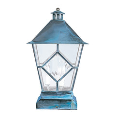 (SPJ32-04A/B) Column Mount Lantern - Online Lighting