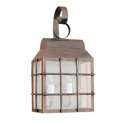 (SPJ32-06) Flush Mount Lantern 120V - Online Lighting