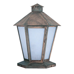 (SPJ34-05A/B) Column Mount Lantern - Online Lighting