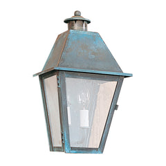 "(SPJ35-02A/B/C) Half Flush Mount Lantern 15""-23"" - Online Lighting"