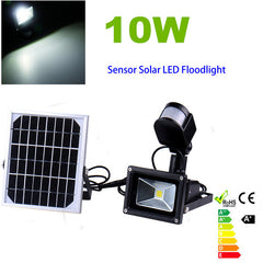 Motion Activated Solar Outdoor LED Flood lights - Online Lighting - 1