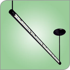 Linear sign lighter
