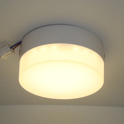 Modern LED Round Light Fixture