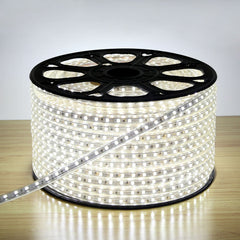 110-120VAC, 50 meter (164ft) , waterproof  LED Strip Light - Online Lighting - 1