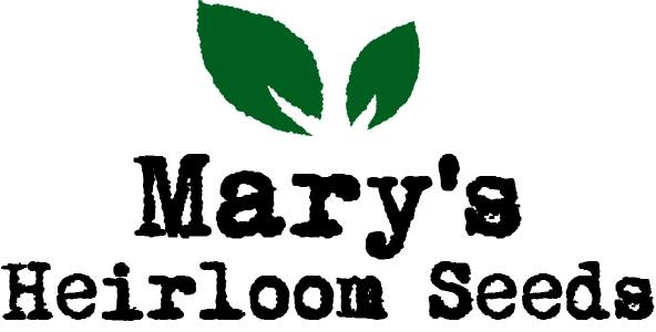 6 Month SUPER Membership - Mary's Seeds of the Month Club