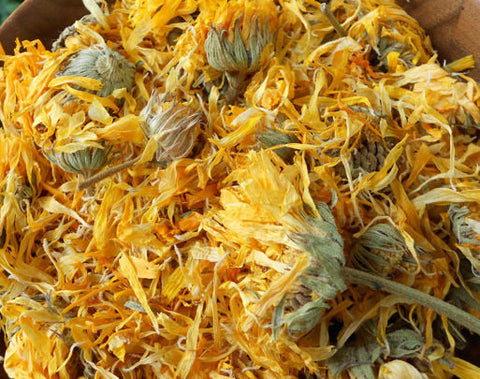 DIY Calendula Infusion Kit