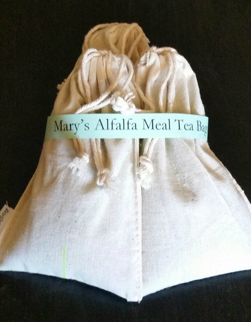 Mary's Alfalfa Tea Bags