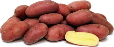 French Fingerling Organic Potato