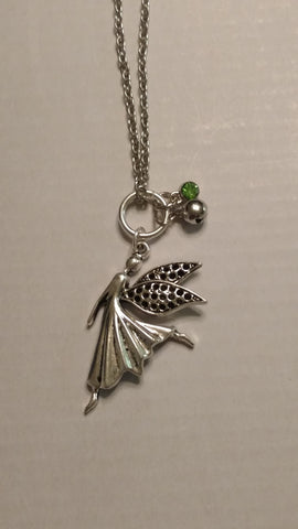"Fairy Handmade 18"" Necklace"