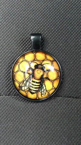 "BEE Handmade 18"" Necklace"