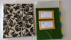 Seed Library Binder