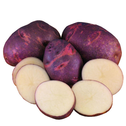 Viking Purple Organic Potato
