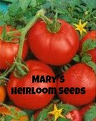 6 Month - Mary's Seeds of the Month Club Membership