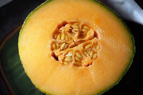 Hearts of Gold Cantaloupe