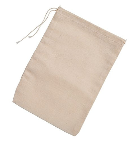 100% Cotton Muslin Bag