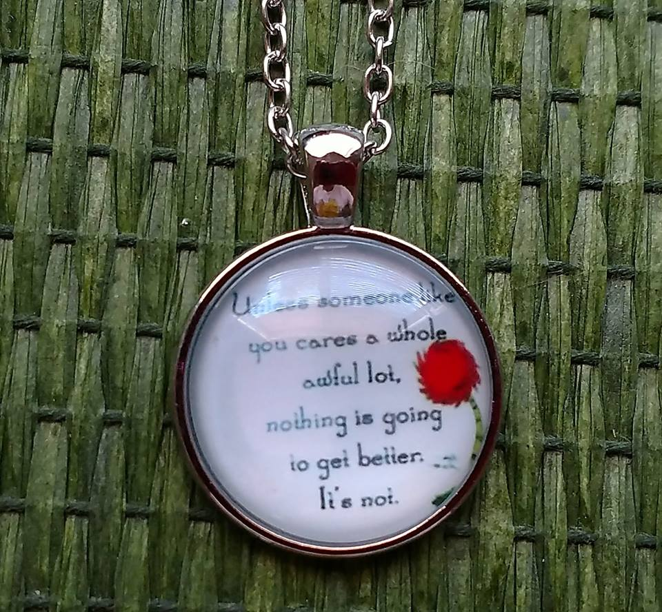 "Someone Like You 22"" Necklace"