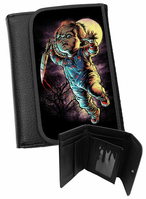 Child's Play Chucky Wallet