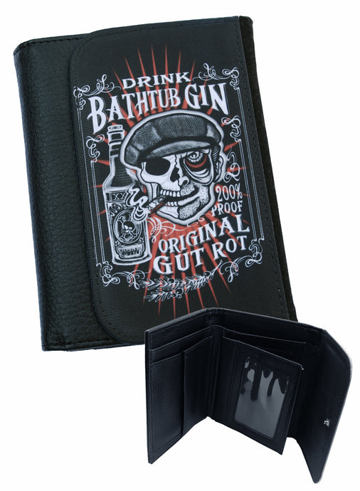 Bathtub Gin Wallet