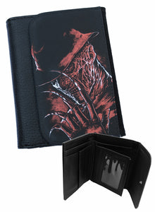 A Nightmare on Elm Street Freddy Wallet