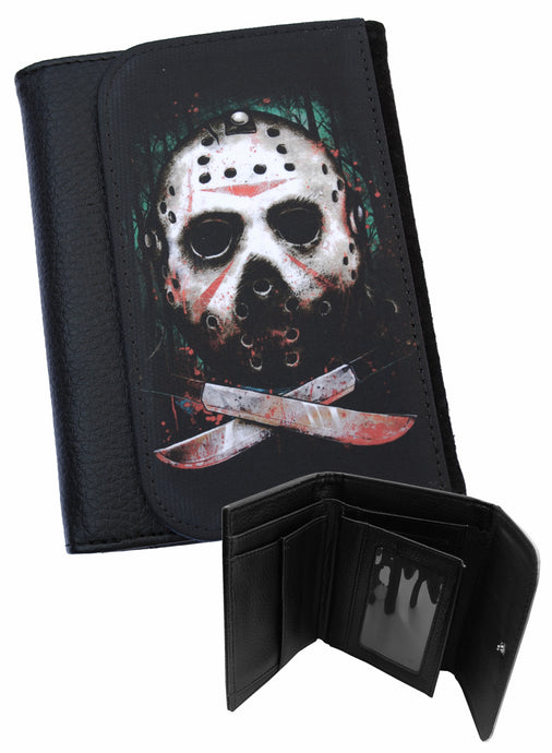 Friday the 13th Jason Wallet