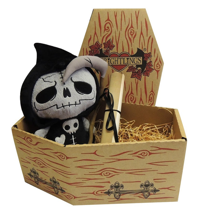Grimwold Reaperling Undead Plush
