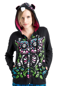 Owl of the Dead Hoodie