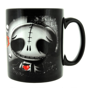 Skully Skelling ''Dead Tired'' Mug