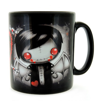 Victor Vampling ''Blood Donor'' Mug