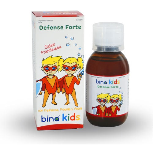 Jarabe infantil Defense Forte 150ml