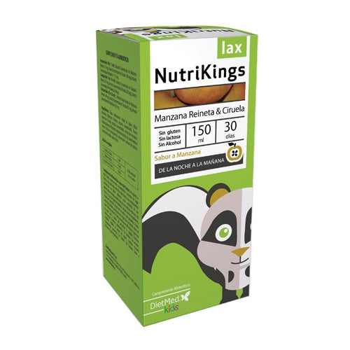 Nutriking Lax infantil 150ml
