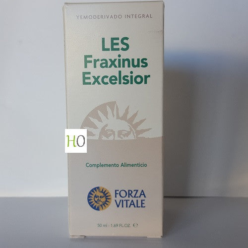 Les Fraxinus Excelsior 50ml Forza Vitale