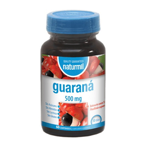 Guaraná 500 mg 60 comprimidos