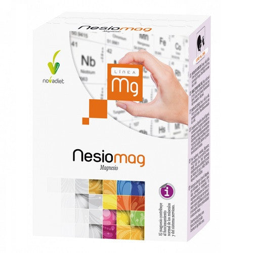 Nesiomag Magnesio 18 sticks