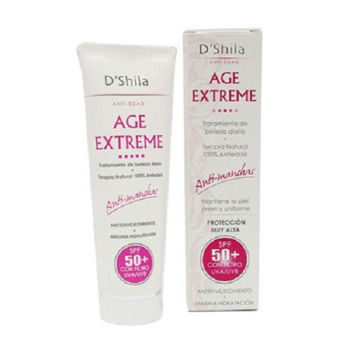 Crema antimanchas AGE EXTREME 50ml SPF 50+