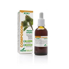 Composor 19 DEPULAN CÓMPLEX 50ml Soria Natural