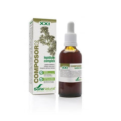 Composor 25 LEPIDIUM CÓMPLEX 50ml Soria Natural