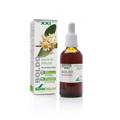 Extracto de boldo 50ml Soria Natural