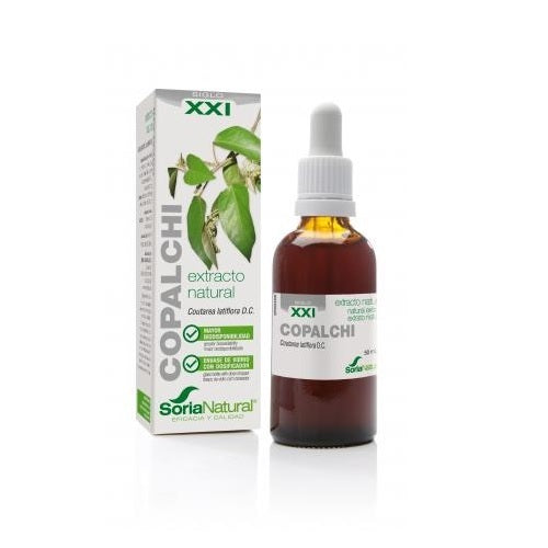 Extracto de copalchi 50ml Soria Natural