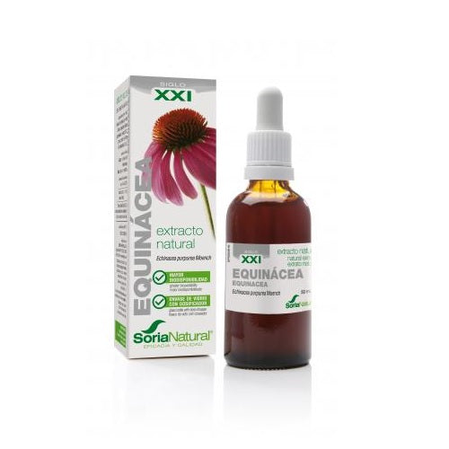 Extracto de equinácea 50 ml Soria Natural