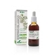 Extracto de espino blanco XXI 50ml Soria Natural