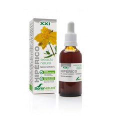 Extracto de hipérico 50ml Soria Natural