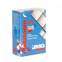 Melatonin Travel 1,9mg 90 comprimidos Soria Natural