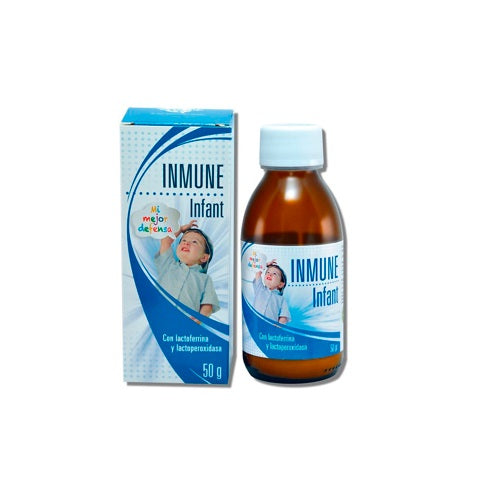 Inmune infant suspension oral 50gr polvo Espadiet