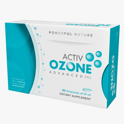 Activ Ozone Premium 30 ampollas Powerful Nature