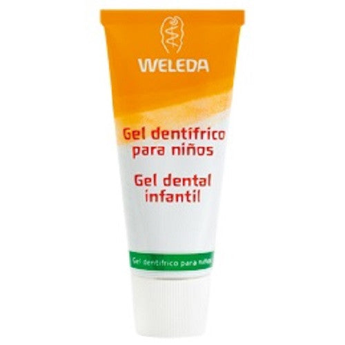 Gel dentífrico infantil 50ml Weleda