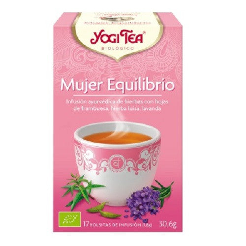 Yogité Mujer Equilibrio 17 filtros
